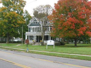 Warren G. Harding Home, Marion OH